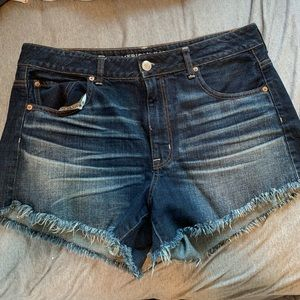 Denim - American eagle jean shorts